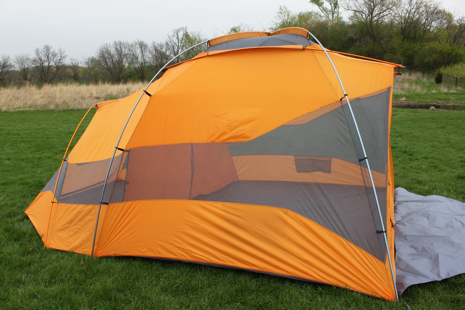 Marmot Capstone Sans Rain Fly & Marmot Tent Reviews u0026 Tall And Spacious The Marmot Limestone 6 Is ...