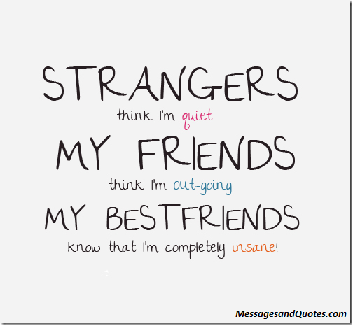 Best Friend Quote Sweet : Short and sweet friendship messages quotes