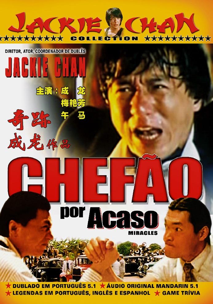 Baixar Filme Jackie Chan: Chefão Por Acaso (Dublado) Gratis