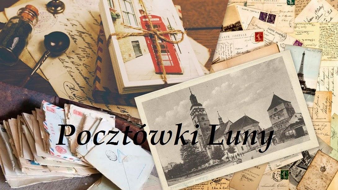 Pocztówki Luny