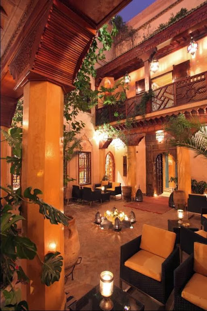 luxury design la maison arabe marrakech morocco