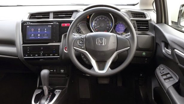 New Honda Jazz redesign and price 2015