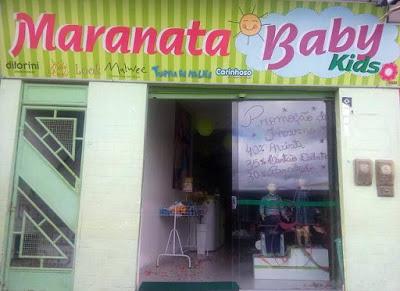 Liquida Inverno da loja Maranata Baby Kids