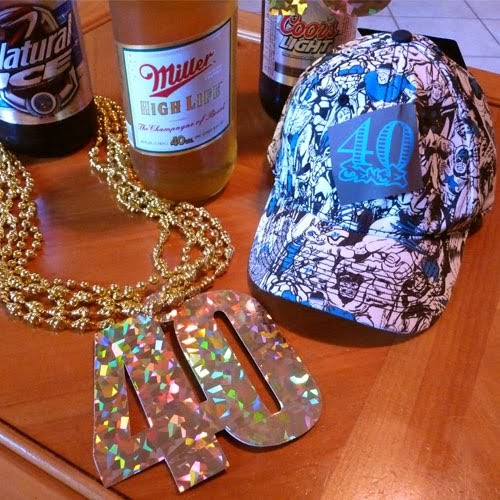 Funny 40th Birthday Gifts Presents For: Fun 40th Birthday Ideas And Gag Gifts: Forties For 40