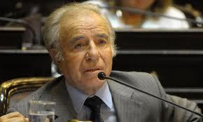 expresidente argentino carlos menem condenado prision carcel