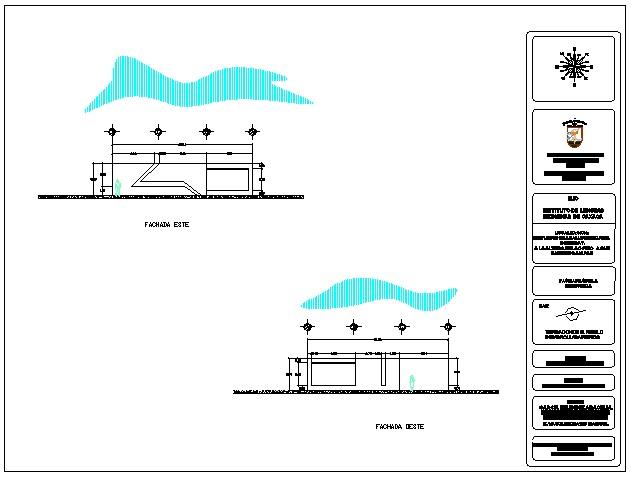 Proceso de dise o de un instituto de lenguas ind genas for Biblioteca programa arquitectonico