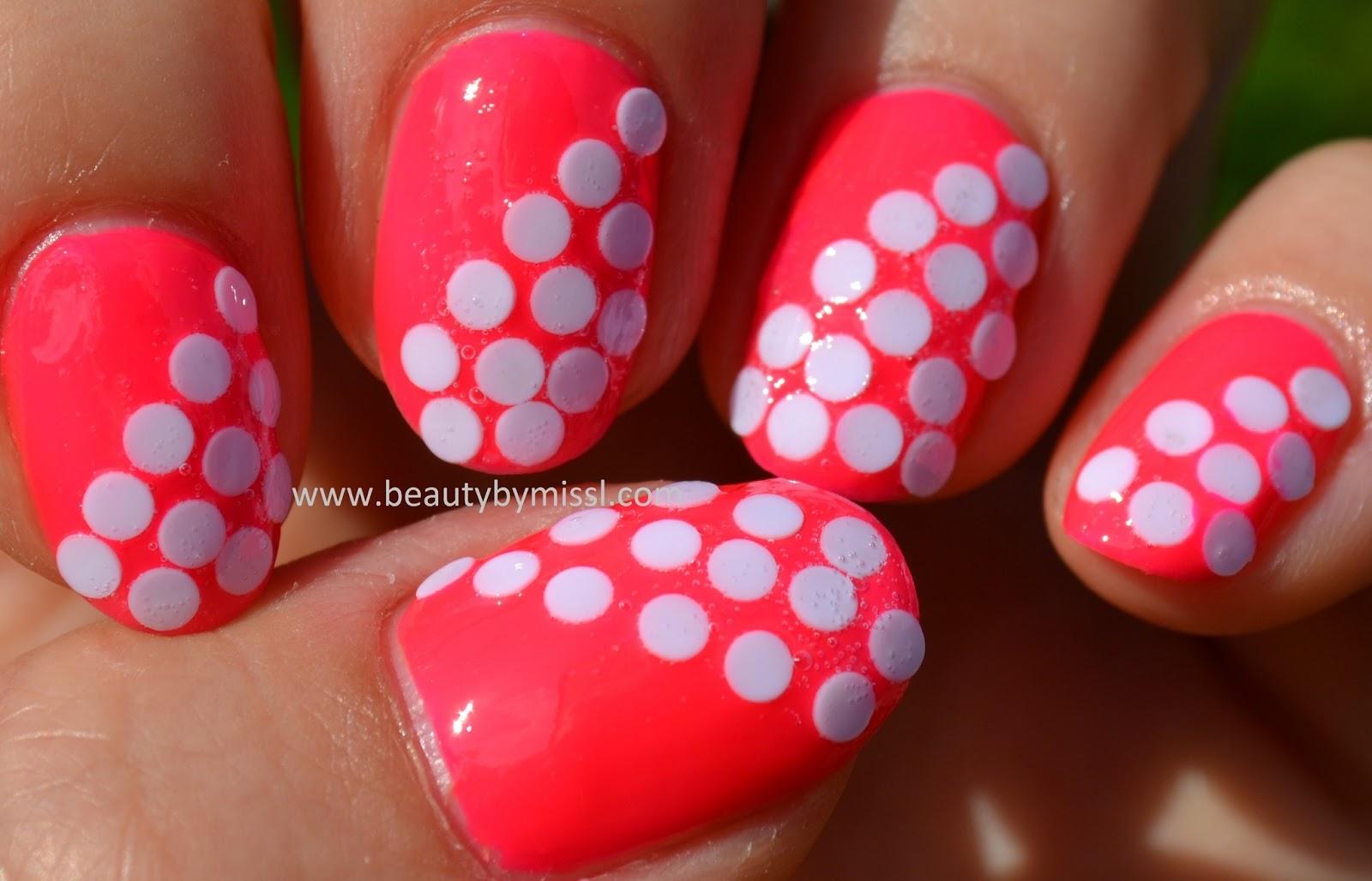 circle glitter kkceterhk neon pink