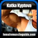 Katka Kyptova Female Physique Competitor Thumbnail Image 3