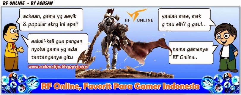 RF Online Indonesia Pilihan Favorit Para Gamer