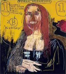 Pioneiro no uso do grafite, Basquiat é um dos grandes nomes da arte contemporânea