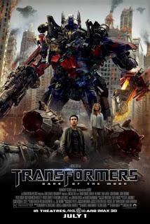 Transformers 3: El lado oscuro de la luna (2011)