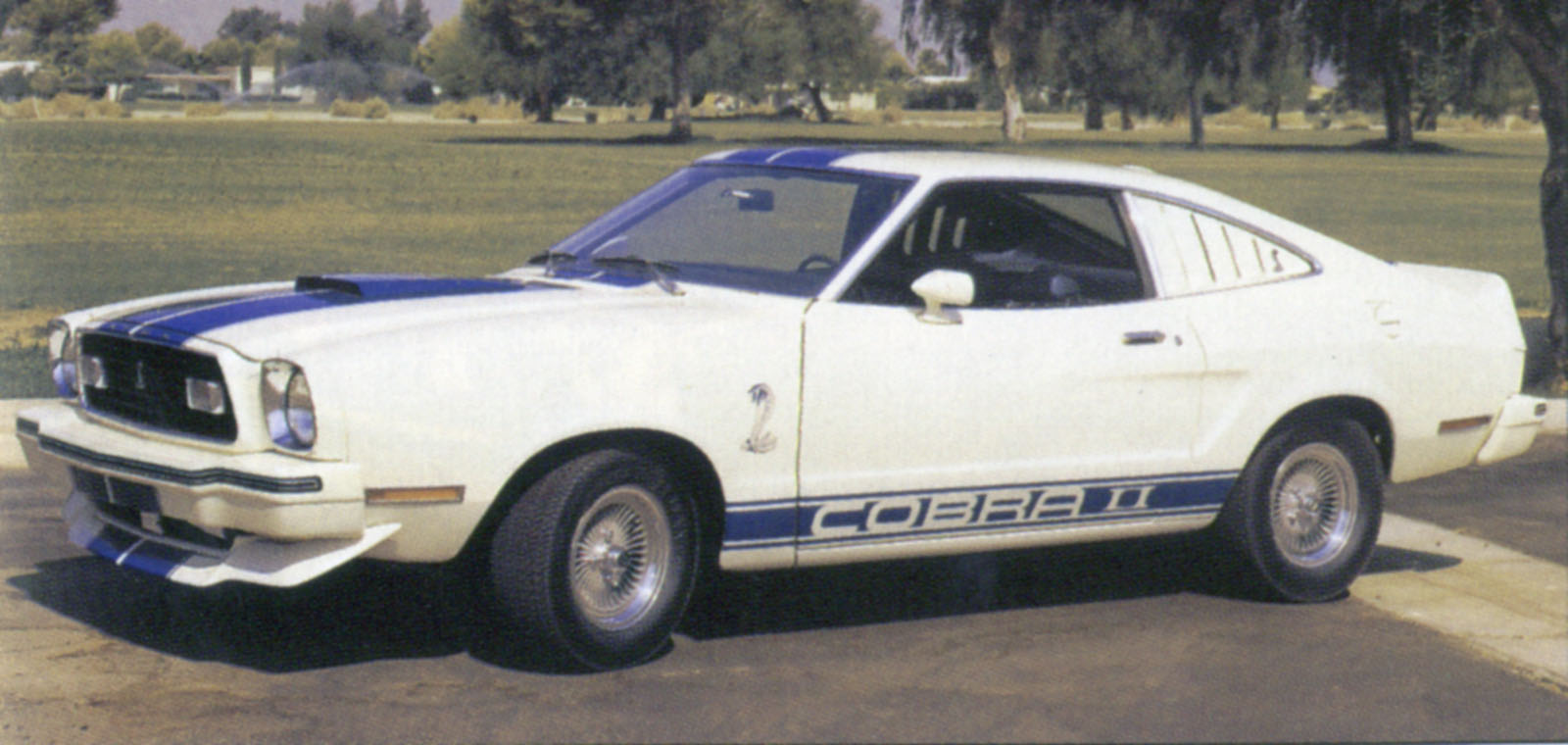 Lost Star Cars: What Happened to Farrah Fawcett\'s Cobra II ...