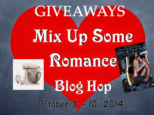 Mix it up Romance Blog Hop