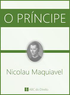 Download grátis de O príncipe de Nicolau Maquiavel