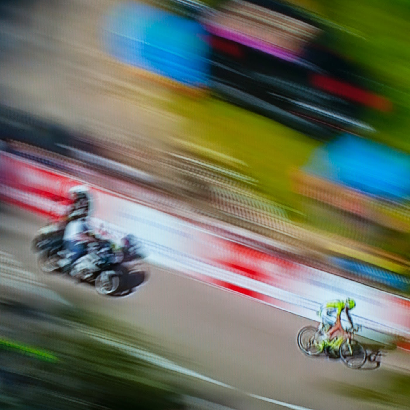le tour, motion blur, blur, abstract, abstraction, tim macauley, photographic art, you won't see this at MoMA, appropriation, found imagery, le tour 2014, tv footage, portrait, Vincenzo Nibali, team Astana