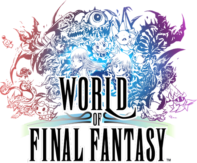 World of Final Fantasy (PS4, PSVita)