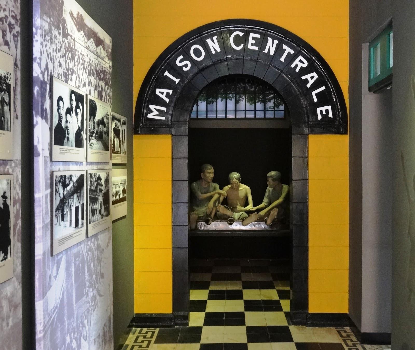 Hanoi Hilton Prison - Hoa Lo Prison Picture