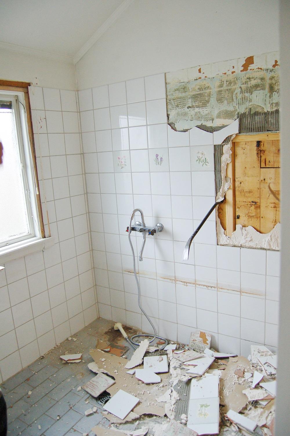 Vinklar & vrår: badrum
