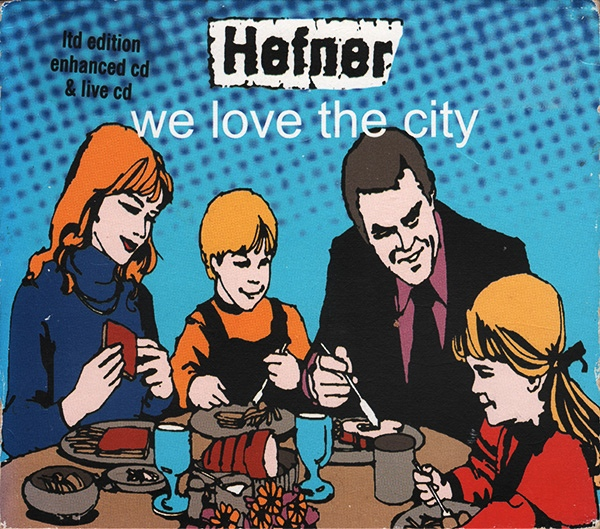 Hefner - The Greedy Ugly People CD2