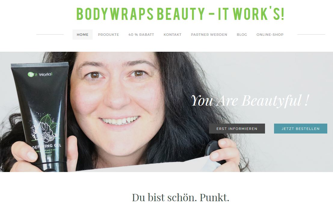 Bodywraps Beauty