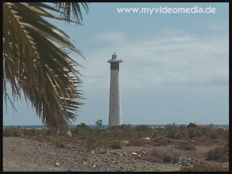 Lighthouse Fuerteventura Jandia