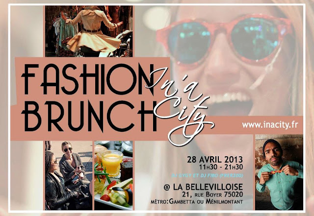 Fashion Brunch in A City / V.D