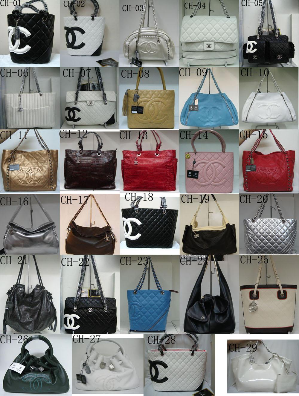 Paris Handbags.