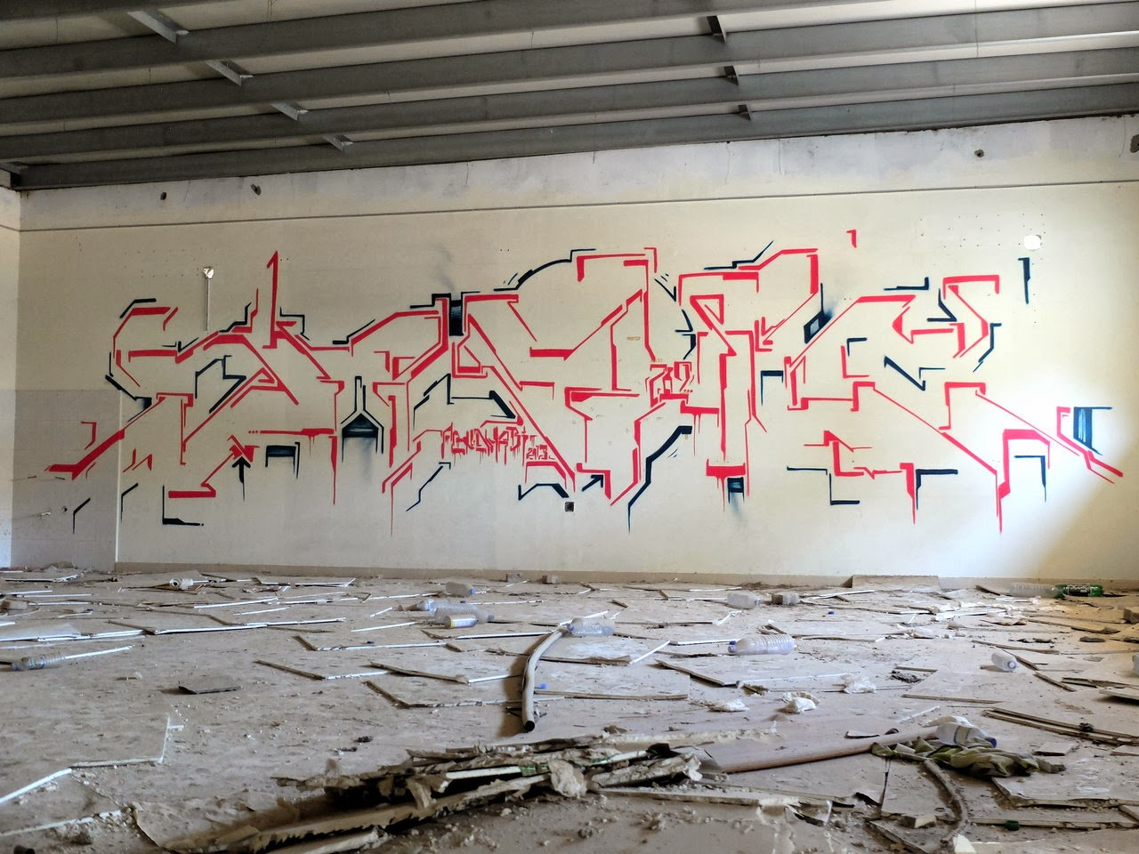 S.Kape289 Graffiti art