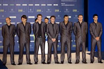 Los Tenistas!!!!!