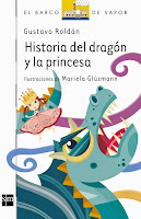 el dragon y la princesa