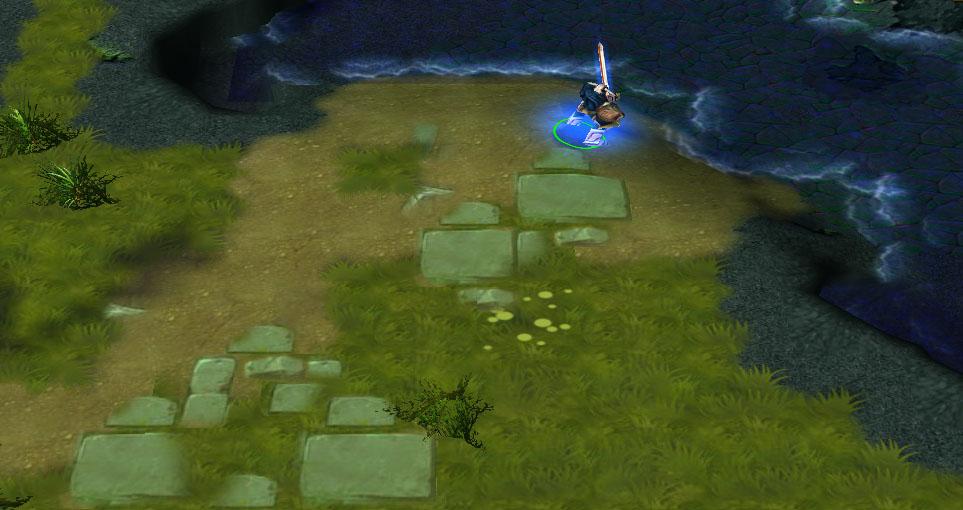 Dota 2 Mode For Warcraft 3 WarDota2 Lancraft
