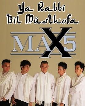 MAX5 - Ya Rabbi Bil Musthofa