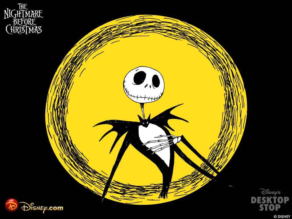It is an image of Légend Nightmare Before Christmas Pic