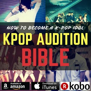 How to become a k-pop idol