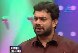Nammal thammil talk show