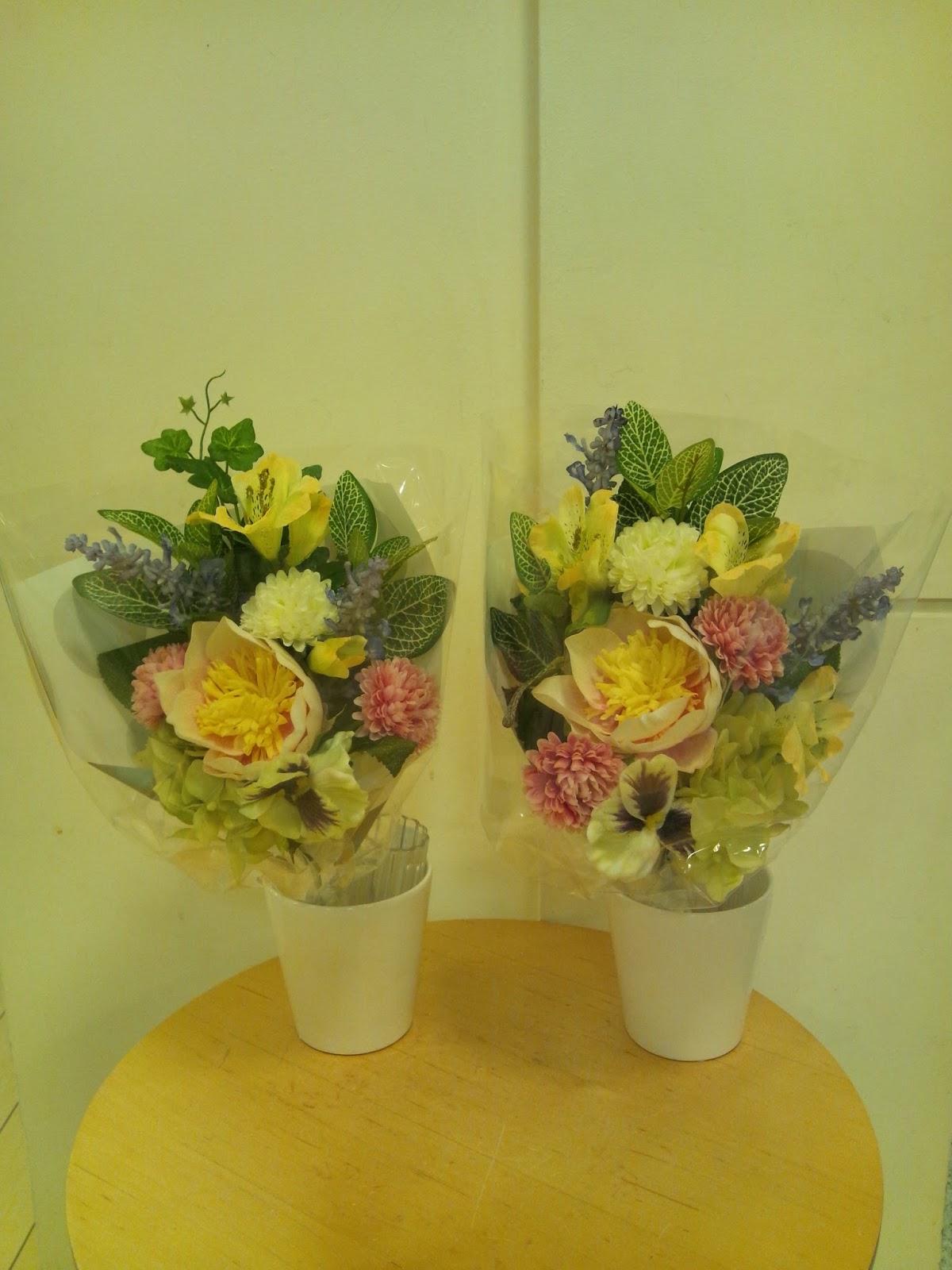 仏壇用の花セット