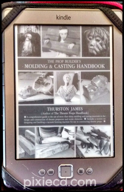 This Molding & Casting Handbook is actually filled with TONS of helpful info that even I could understand!