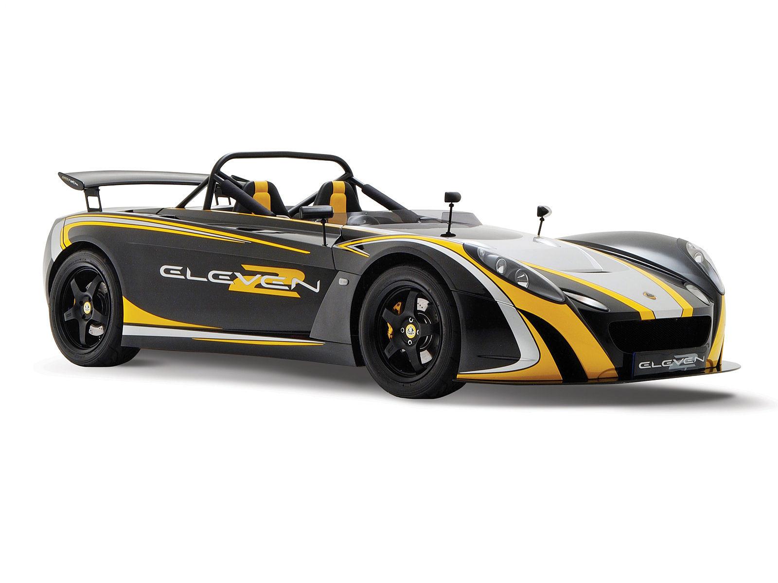 2007 Lotus 2 Eleven Car picture | Lotus car review |