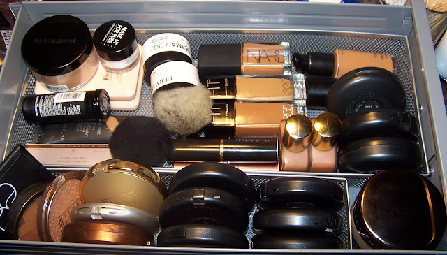 My Obsession with Foundations