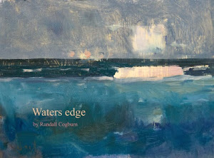New! Waters edge, the book. $35