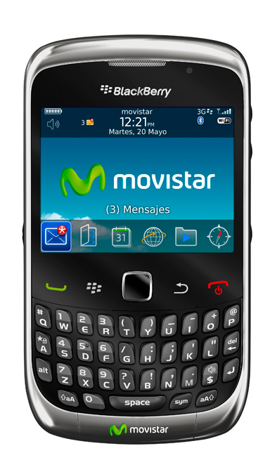 blacberry curve 3g 900