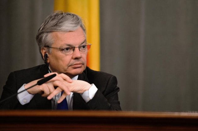 Foreign minister of Belgium wants to see a free trade zone between Lisbon and Vladivostok