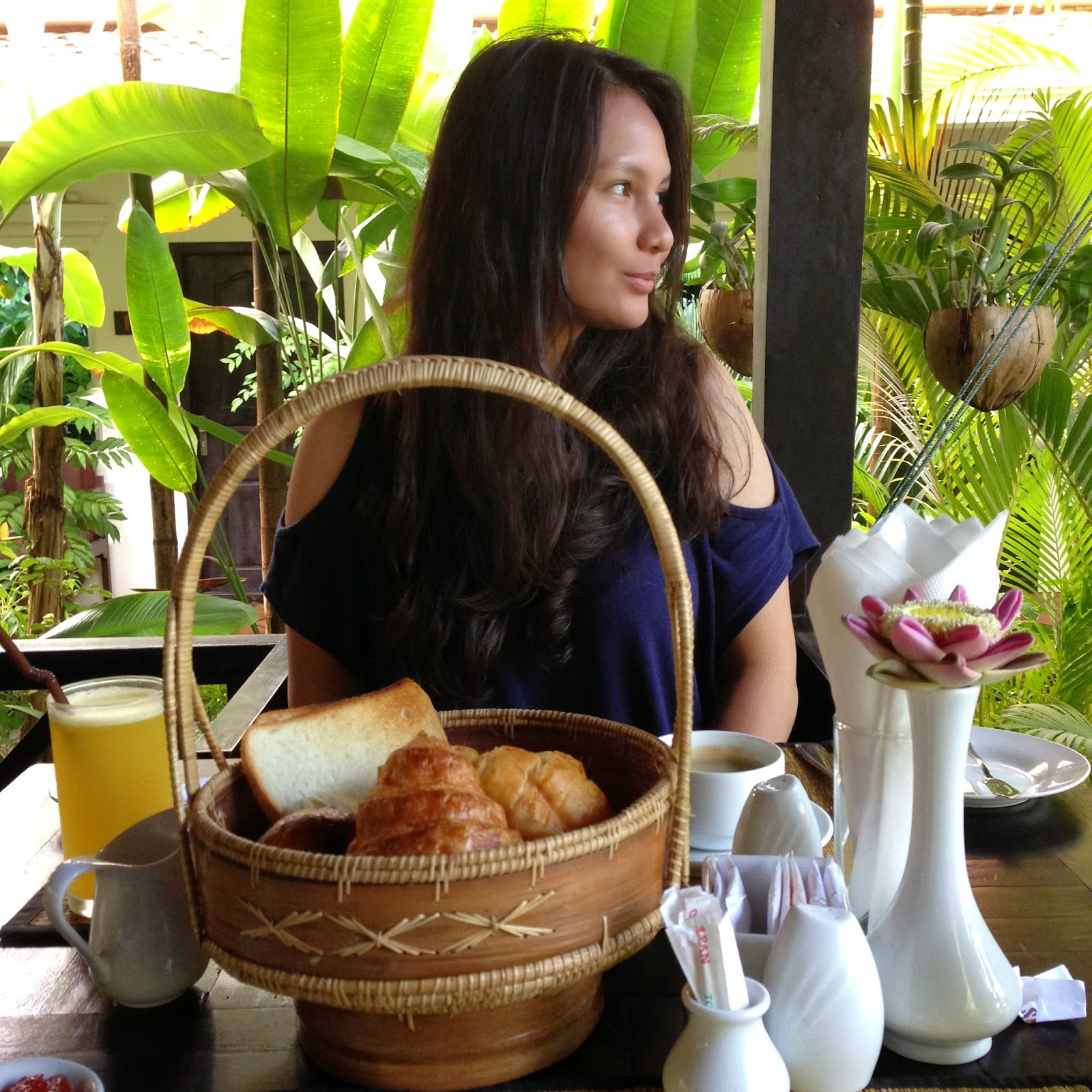 Shea Sonia in Siem Reap
