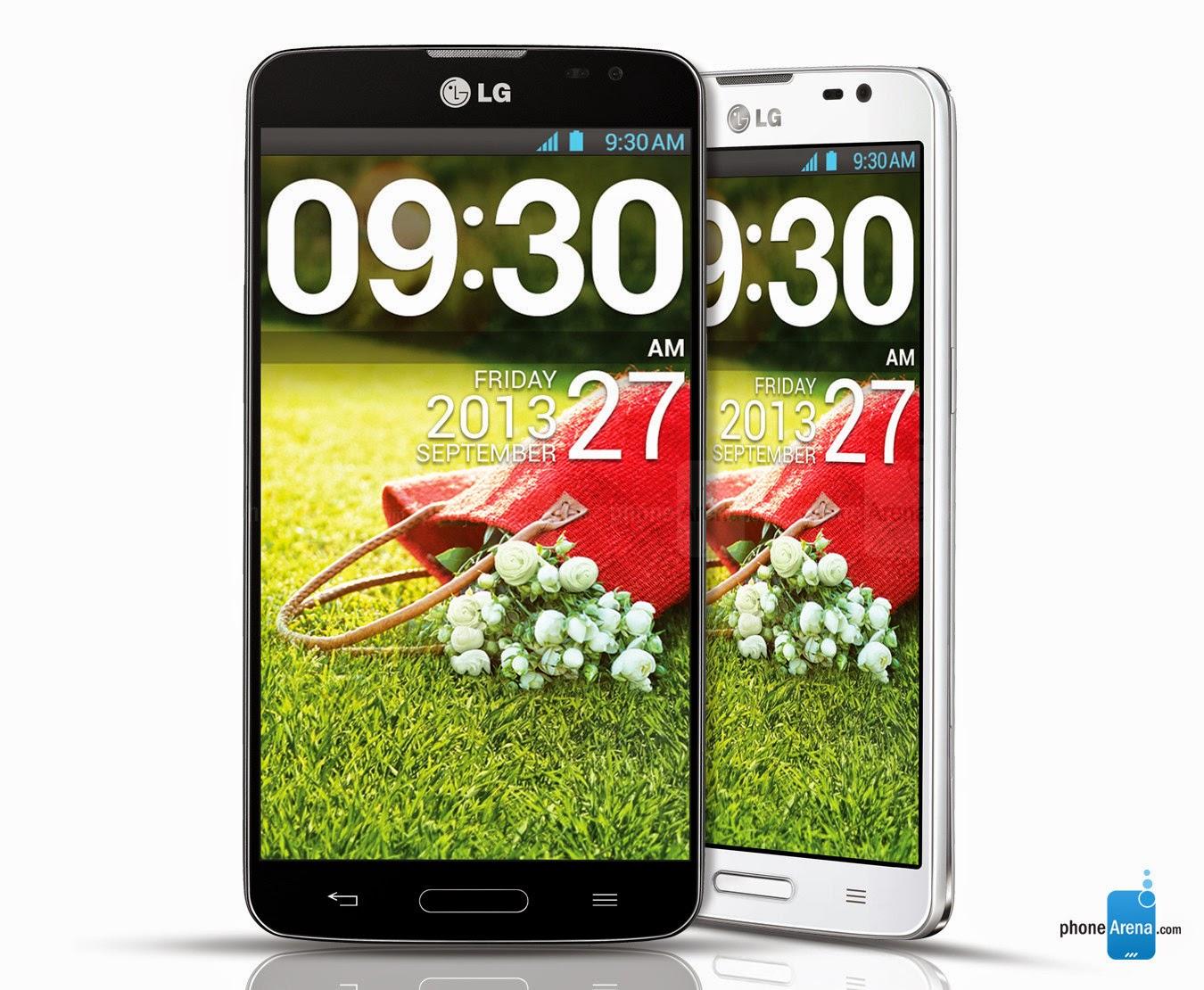 Spesifikasi dan harga Hp LG android optimus G pro Lite