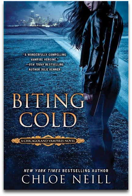 Cover Reveal: Biting Cold by Chloe Neill