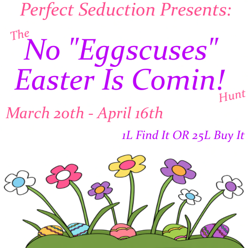 No Eggscuses Easter Is Comin