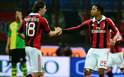 Milan vs Chievo