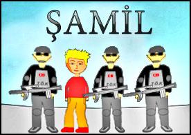 Kral Şamil oyunu 2015
