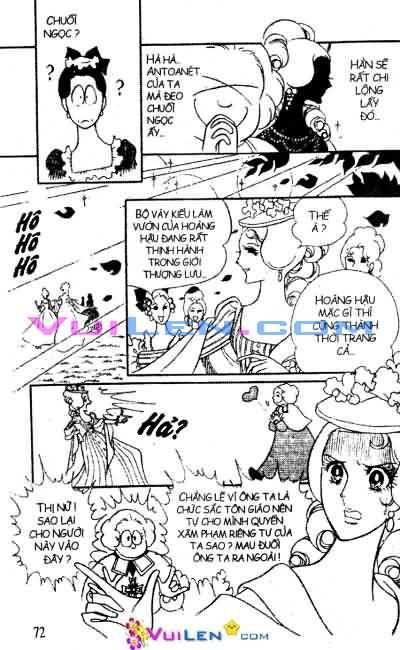 Hoa Hồng Véc-Xây Chapter 5 - Trang 71