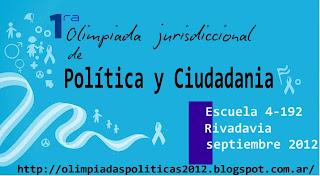 Olimpiadas de Política y Ciudadanía